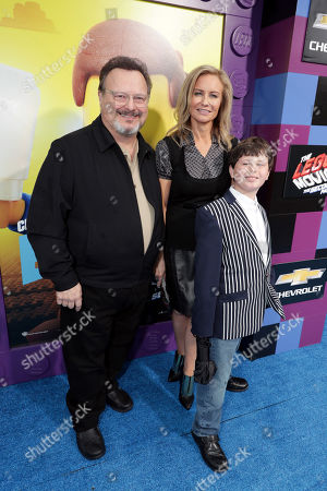 Editorial picture of Warner Bros. Pictures film premiere of 'The Lego Movie 2: The Second Part' at Regency Village Theatre, Los Angeles, USA - 02 Feb 2019