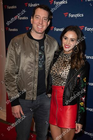 Editorial picture of 2019 Fanatics Super Bowl Party - Arrivals, Atlanta, USA - 02 Feb 2019