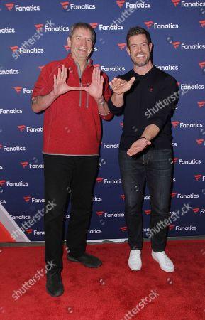 Bernie Kosar and Jesse Palmer
