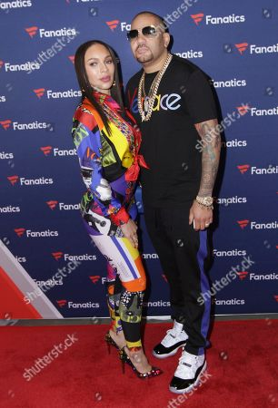 Stock Photo of DJ Envy and guest