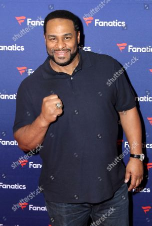 Pittsburg Steelers Hall of Famer Jerome Bettis