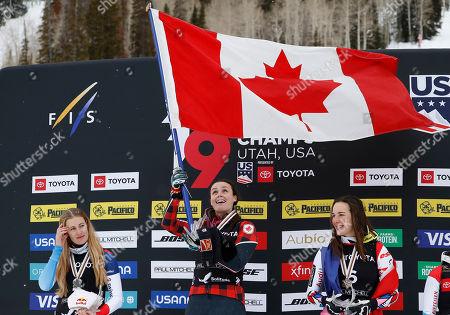 Editorial image of 2019 FIS Freestyle Ski World Championships in Park City Utah, Solitude, USA - 02 Feb 2019