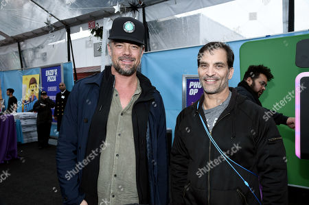 Stock Photo of Josh Duhamel, Johnathon Schaech
