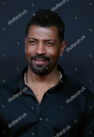 Deon Cole arrives at the 8th Annual NFL Honors at The Fox Theatre, in Atlanta
