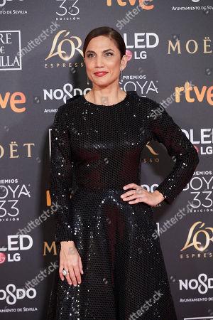 Editorial picture of 33rd Goya Awards, Sevilla, Spain - 02 Feb 2019