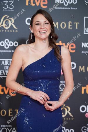 Editorial image of 33rd Goya Awards, Sevilla, Spain - 02 Feb 2019