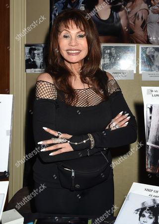Stock Photo of Barbara Luna