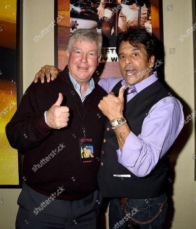 Larry Wilcox and Erik Estrada