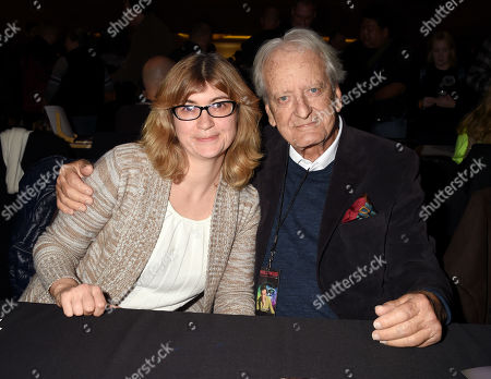 Stock Photo of Nicolas Coster and Beth Pantel