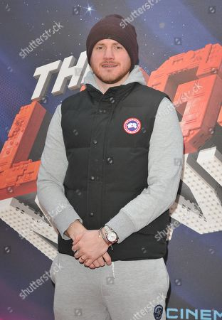 Stock Image of George Groves