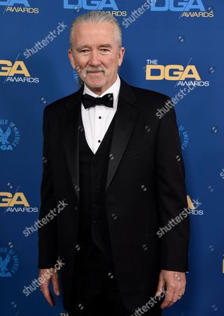 Patrick Duffy arrives at the 71st annual DGA Awards at the Ray Dolby Ballroom, in Los Angeles