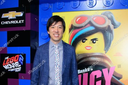 Dan Lin arrives for the premiere of Warner Bros. Pictures' 'The Lego Movie 2: The Second Part' at Regency Village Theater in Los Angeles, California, USA, 02 February 2019. The movie opens in the US on 08 February 2019.