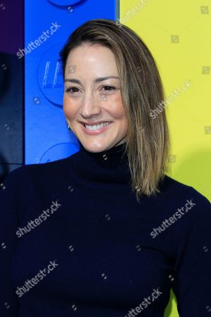 Bree Turner arrives for the premiere of Warner Bros. Pictures' 'The Lego Movie 2: The Second Part' at Regency Village Theater in Los Angeles, California, USA, 02 February 2019. The movie opens in the US on 08 February 2019.