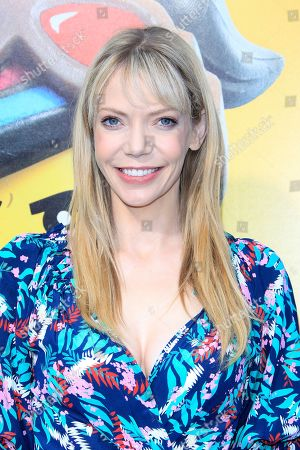 Riki Lindhome arrives for the premiere of Warner Bros. Pictures' 'The Lego Movie 2: The Second Part' at Regency Village Theater in Los Angeles, California, USA, 02 February 2019. The movie opens in the US on 08 February 2019.