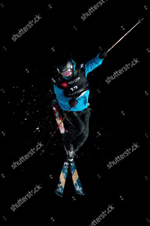 Editorial image of Big Air World Champs Skiing, Park City, USA - 02 Feb 2019