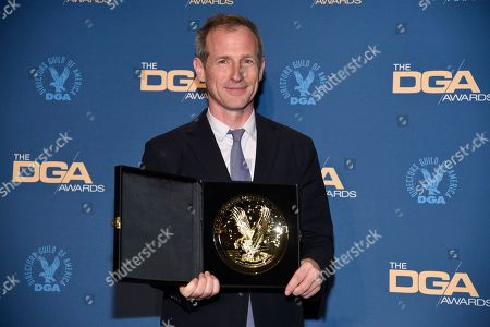 Editorial picture of 71st Annual DGA Awards - Press Room, Los Angeles, USA - 02 Feb 2019