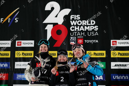 Editorial photo of 2019 FIS Freestyle Ski World Championships in Park City Utah, USA - 02 Feb 2019