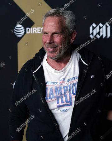 Steve Tisch poses for a photo prior to the DirecTV Super Saturday Night, in Atlanta