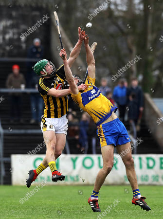 Editorial image of Allianz Hurling League Division 1A, Cusack Park, Ennis, Co. Clare  - 03 Feb 2019
