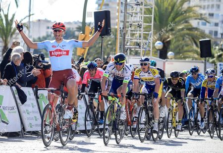 Editorial image of 27th Playa de Palma Challenge Mallorca Cycling Tour, Spain - 03 Feb 2019