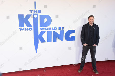 Editorial image of 'The Kid Who Would Be King' Family Gala film screening, London, UK - 03 Feb 2019
