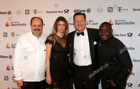 Stock Picture of 02.02.2018, RMCC, Wiesbaden, 49. Ball des Sports 2019 Stiftung German Sporthilfe RMCC , 