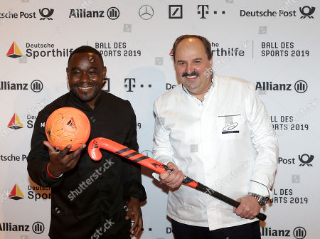 Editorial image of 49. Ball des Sports 2019, Wiesbaden, Deutschland - 02 Feb 2018