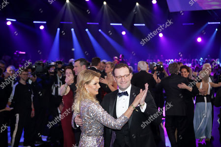 Editorial photo of Germany: Gala, 49. Ball des Sports 2019, Wiesbaden, Deutschland - 02 Feb 2019
