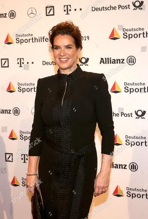 02.02.2018, RMCC, Wiesbaden, 49. Ball des Sports 2019 Stiftung German Sporthilfe RMCC ,  Eiskunstlaeuferin Katarina Witt
