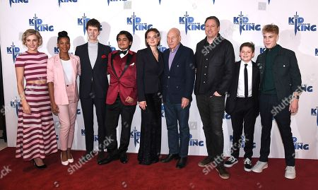 Editorial photo of 'The Kid Who Would Be King' Family Gala film screening, London, UK - 03 Feb 2019