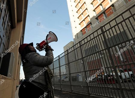 Editorial photo of Jails Conditions NYC, New York, USA - 03 Feb 2019