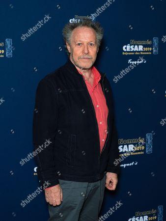 Stock Picture of Nicolas Philibert