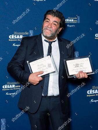 Editorial image of Cesar 2019 Nominee Luncheon, Paris, France - 03 Feb 2019