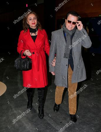 Jose Ortega Cano and Ana Maria Aldon