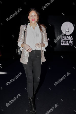 Editorial image of International Fair of Children and Youth Fashion, Madrid, Spain - 01 Feb 2019