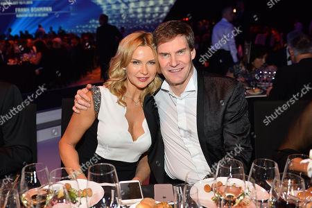 Veronica Ferres and Carsten Maschmeyer