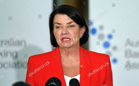 Australian Banking Association CEO Anna Bligh speaks at a press conference in response to the releasing of the Banking Royal Commission findings at Parliament House in Canberra, Australia, 04 February 2019.