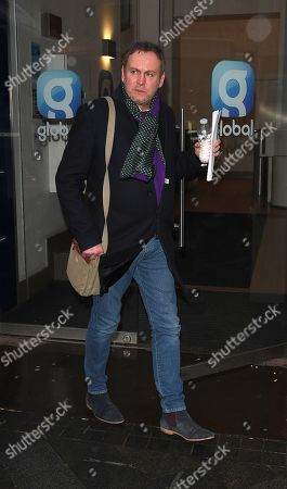 Editorial photo of Phillip Glenister out and about, London, UK - 04 Feb 2019