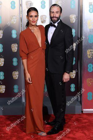 Editorial photo of 72nd British Academy Film Awards, Arrivals, Royal Albert Hall, London, UK - 10 Feb 2019