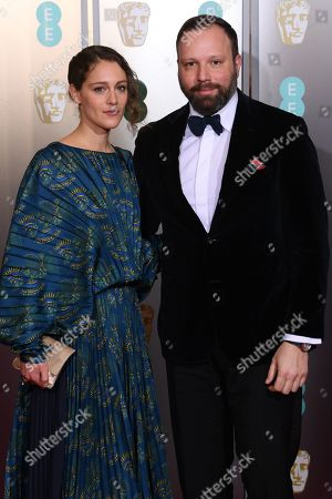 Editorial image of 72nd British Academy Film Awards, Arrivals, Royal Albert Hall, London, UK - 10 Feb 2019