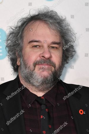Stock Image of Peter Jackson