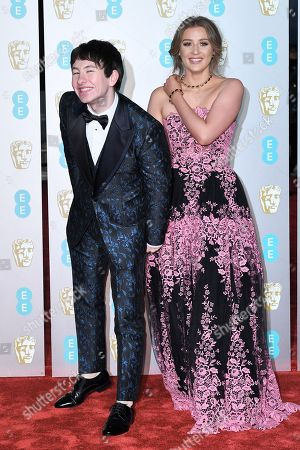 Barry Keoghan and Shona Guerin