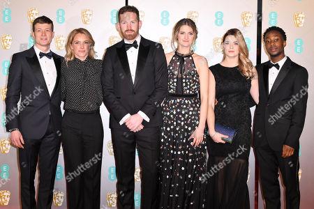 Editorial image of 72nd British Academy Film Awards, Arrivals, Royal Albert Hall, London, UK - 10 Feb 2019