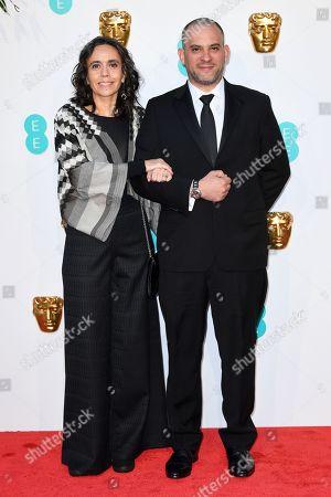 Barbara Enriquez and guest