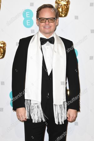 Editorial photo of 72nd British Academy Film Awards, VIP Arrivals, Royal Albert Hall, London, UK - 10 Feb 2019