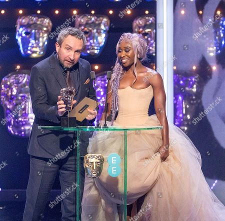 Exclusive - Eddie Marsan and Cynthia Erivo