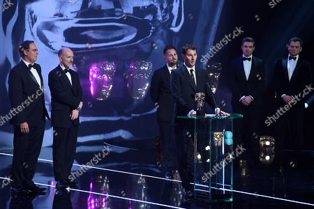 Editorial picture of 72nd British Academy Film Awards, Ceremony, Royal Albert Hall, London, UK - 10 Feb 2019