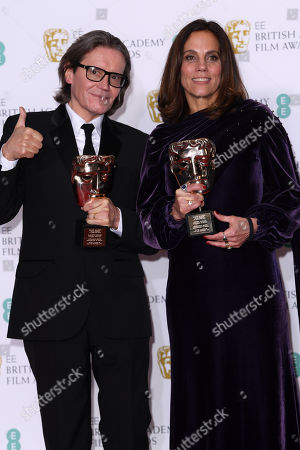 Elizabeth Karlsen and Stephen Woolley - Outstanding Contribution to British Cinema
