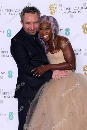 Eddie Marsan and Cynthia Erivo