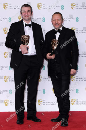 Jonathan Hodgson and Richard Van Den Boom - British Short Animation - 'Roughhouse'
